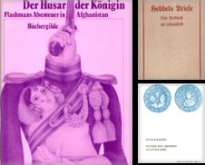 Biographien Sammlung erstellt von Buch von den Driesch