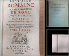 Altertum Sammlung erstellt von Antiquariat Heubeck