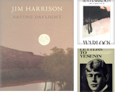 Jim Harrison Titles Curated by Vic Herman Bookseller c/o Horizon Books