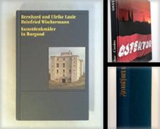 ARCHITEKTUR Sammlung erstellt von BBB-Internetbuchantiquariat