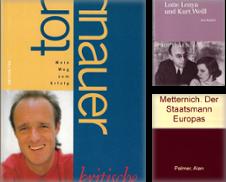 Biographie Curated by Eva's Bücherregal