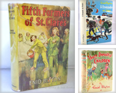 Enid Blyton Curated by Books & Ink Bookshop (Banbury)