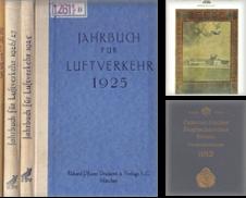 Aeronautik Sammlung erstellt von Antiquariat Burgverlag