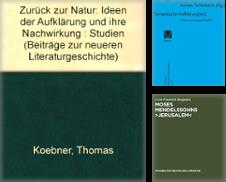 Aufklärung Sammlung erstellt von Antiquarius / Antiquariat Hackelbusch