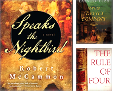 Historical Fiction Curated by Pat Cramer, Bookseller