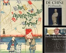 Asiatische Kunst Sammlung erstellt von Antiquariat Held