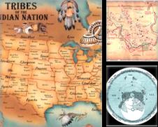 MAPS de VENTURA PACIFIC LTD Out of Print Books