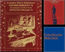 Belletristik Sammlung erstellt von Versandantiquariat Christoph Groß