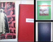 Afrika Sammlung erstellt von Antiquariat Welwitschia Dr. Andreas Eckl