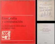 Antropologia-Antropología Curated by Llibres Capra