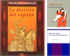Fiction-Mexico Curated by Casa del Libro A Specialty Bookstore