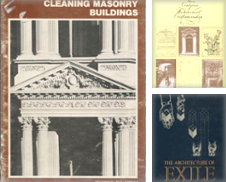 Architecture And Building Curated by Lost and Found Books