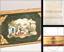 Autograph & Manuscripts Sammlung erstellt von James Cummins Bookseller, ABAA