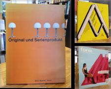 Design, Designer, Designobjekte Sammlung erstellt von Antiquariat Orban & Streu GbR
