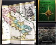 Geographie Sammlung erstellt von Antiquariat am St. Vith