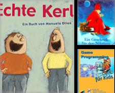 Kinder- u. Jugendbücher Sammlung erstellt von Arbeitskreis Recycling e.V.