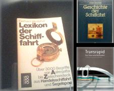 Eisenbahn Sammlung erstellt von Antiquariat & Verlag Jenior