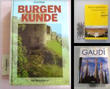 Architektur Sammlung erstellt von Druckwaren Antiquariat GbR