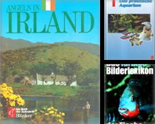 Aquaristik Sammlung erstellt von Versandantiquariat Nussbaum