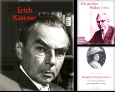 Biographien Sammlung erstellt von Modernes Antiquariat - bodo e.V.