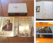 20 Jack London, Presidential Autographs, and Classic American Literature Curated by Arroyo Seco Books, Pasadena, Member IOBA