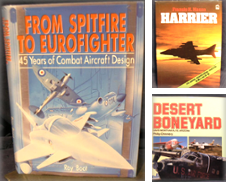 Aircraft Curated by powellbooks.co.uk of Somerset UK.
