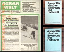 Agrarwirtschaft Sammlung erstellt von Antiquariat Liber Antiqua
