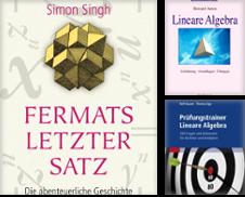 Algebra & Zahlentheorie Sammlung erstellt von SCHNELL_BUCHVERSAND (GRUNBU.DE)