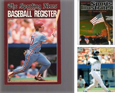 Baseball Annuals Curated by Mike's Baseball Books