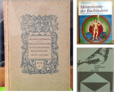 Almanache Sammlung erstellt von ANTIQUARIAT H. EPPLER