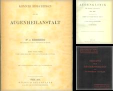 ALTE MEDIZIN BIS 1918 Sammlung erstellt von Antiquariat Bibliomania