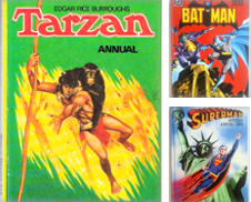 Children's Annuals Curated by Booklover Oxford