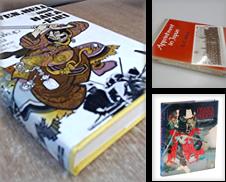Japan Curated by Burebank Books