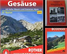 Geographie Sammlung erstellt von Antiquariat und Buchhandlung Dietzel