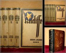 Belletristik Historische Romane Sammlung erstellt von buecheria, Einzelunternehmen