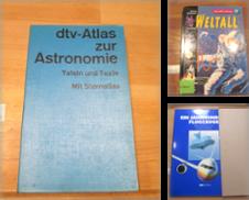 Astronomie Raumfahrt Luftfahrt Sammlung erstellt von Wimbauer Buchversand