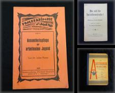 Anarchismus Sammlung erstellt von Antiquariat Löcker