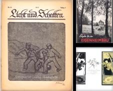 Bildende Kunst, Kunstgewerbe Curated by Antiquariat Günter Hochgrebe