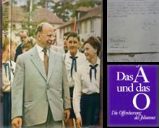 Autographen Sammlung erstellt von Antiquariat Düwal