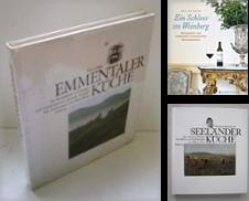 Essen und trinken Sammlung erstellt von Bücherwinde Ruth Morel