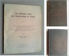 Allgemeine Naturwissenschaften Sammlung erstellt von Antiquariat Sander