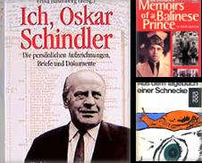 Biografie Sammlung erstellt von DI Barbara Oswald