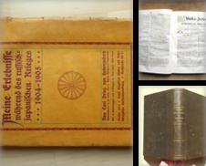 Geschichte Sammlung erstellt von Cassiodor Antiquariat