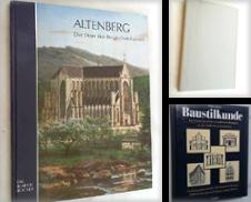 Bauwerke, Baukunst Sammlung erstellt von Versandantiquariat Christian Back