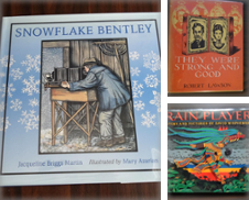 Caldecott Medal and Honor Artists Curated by Barbara Mader - Children's Books