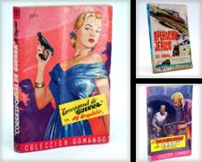 Bélicos Sammlung erstellt von Libros Fugitivos