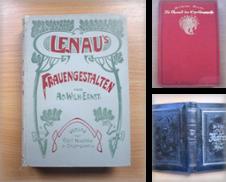 Antike Bücher Sammlung erstellt von Klaus Kleinmann