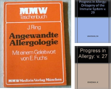 Allergologie Sammlung erstellt von Antiquariat Dr. Götzhaber