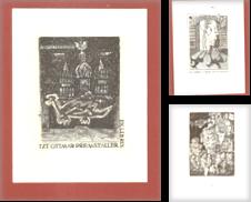Exlibris Sammlung erstellt von Antiquariat Andreas Schwarz