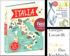 Italienische Küche Sammlung erstellt von AHA-BUCH GmbH